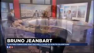 L'invité de la matinale LCI : Bruno Jeanbart