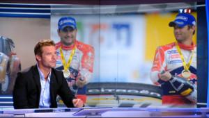 """Le 13 heures du 20 septembre 2013 : S�stien Loeb sur TF1: """"La passion est venue toute seule"""" - 1509.6508385009768"""