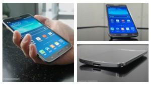 Le Samsung Galaxy Round