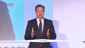 Panama Papers : le mea culpa détendu de David Cameron