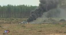En pleine démonstration, un hélicoptère russe s'écrase, un des pilotes meurt