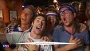 Euro 2016 : quand des supporters Français chantent le yodel, le chant traditionnel suisse