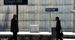 Illustration. La gare de Hessen en Allemagne en mai 2015.
