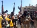 Irak : miliciens pro-gouvernementaux à Tikrit, 12/3/15