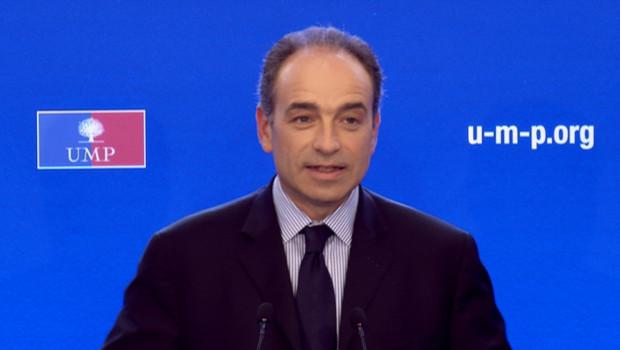 Jean-François Copé, le 11 juin 2012.