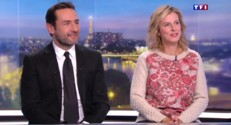 """""""Belle famille"""" : """"Déroutant"""", """"savoureux"""", Karine Viard et Gilles Lellouche racontent le tournage"""
