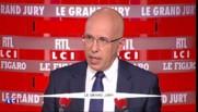 "Eric Ciotti estime ""évident"" de soutenir Nicolas Sarkozy"