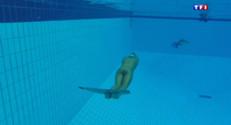 Le 20 heures du 27 juillet 2015 : Entre la piscine et le bureau : les amateurs d'apnée au championnat du monde de Mulhouse - 1679