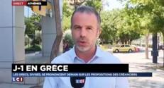 """Référendum grec : les médias largement en faveur du """"Oui"""""""