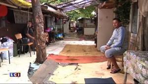Seine-Saint-Denis : l'un des plus vieux bidonvilles rom de France en cours d'évacuation