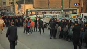 Film anti-islam : au Caire, la police boucle le quartier de l'ambassade US