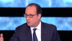 Le 13 heures du 7 novembre 2014 : Hollande annonce qu%u2019il n%u2019y aurait pas de nouveaux imp� mais ce n%u2019est pas une premi� - 325.8228488769531