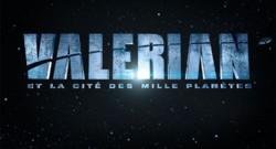 Logo du film Valérian et la Cité des mille planètes