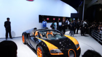 Salon de Shanghai 2013 - Bugatti Veyron Grand Sport World Record Edition