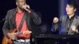 Haïti : les célébrités à pied d'oeuvre