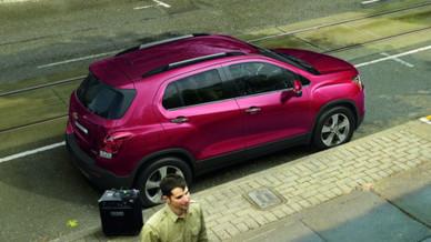 Mondial de l'Auto 2012 : Chevrolet Trax, nouvelles photos