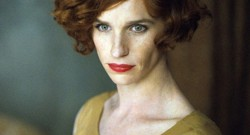 "Eddie Redmayne dans ""The Danish Girl"""