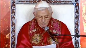 Le pape salue le courage des jeunes Syriens
