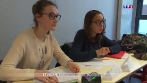 Pour progresser en orthographe, ces étudiants suivent des cours de soutien