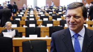 José Manuel Barroso, le 8 septembre 2009