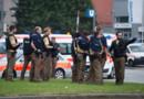 La police allemande intervient après qu'une fusillade ait éclaté dans un centre commercial à Munich.