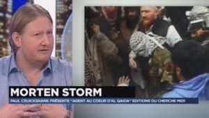 """Morten Storm, ex-jihadiste sur LCI : """"Combattre en Somalie, c'était comme jouer la Coupe du monde"""""""