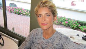 Alice Taglioni, membre du jury au Festival du Cinéma Américain de Deauville 2012
