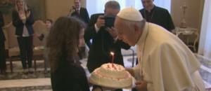 Anniversaire - Pape François - Vatican