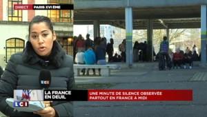 """Attaques à Paris : """"rassurer"""" et """"expliquer"""", l'objectif des équipes pédagogiques"""