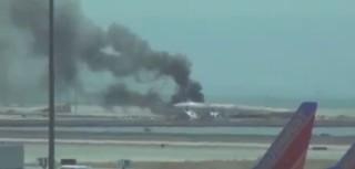 Un avion prend feu à l'aéroport de Tokyo avant de décoller : les passagers évacués