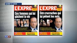 Hollande : « ces crucruches qui lui pètent les noix »