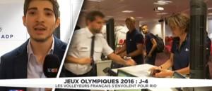 JO de Rio : le tennisman Gilles Simon oublie son passeport et doit différer son départ
