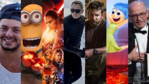 Les succès cinéma de l'année 2015