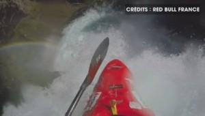 Nouria Newman Kayak Capture