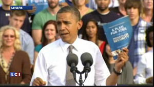 Elections USA 2012 : Le marathon d'Obama et Romney dans les swing states
