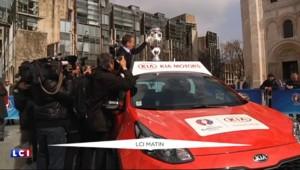 Euro 2016 : Saint-Denis, Paris... Le trophée Henri Delaunay entamme son tour de France