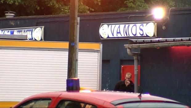 """Fusillade près de Cambrai : la discothèque """"Le Vamos"""" (8 juillet 2012)"""