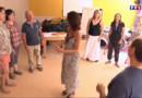 Le 20 heures du 27 juillet 2015 : Valmorel : Yoga, cheval, cirque ...de nouvelles activités grâce aux bénévoles - 1386
