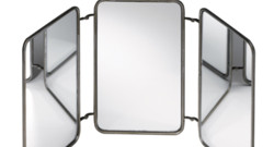 Miroir Tryptique, chez Conforama