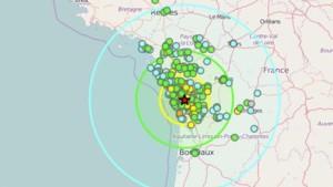 Séisme tremblement de terre La Rochelle Charente-Maritime 2