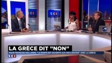 """""""A l'époque, on ne savait pas"""" que la Grèce n'était pas fiable"""