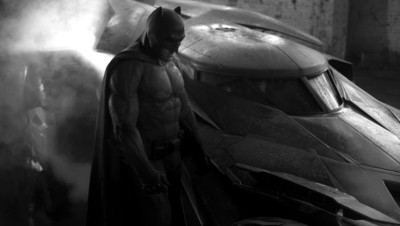 "Ben Affleck est Batman dans ""Batman v Superman: Dawn of Justice"""