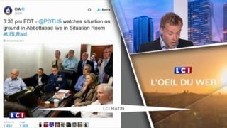 Cinq ans après, la CIA tweet en live le raid contre Ben Laden
