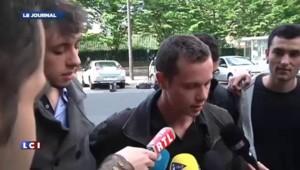 Edouard Elias, ex-otage, va passer un moment seul avec ses proches