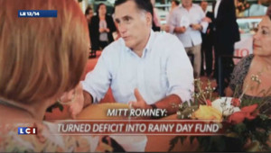 Elections USA 2012 : Romney vante son bilan de gouverneur