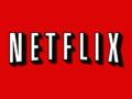 Le logo du site américain de locations de vidéos Netflix.