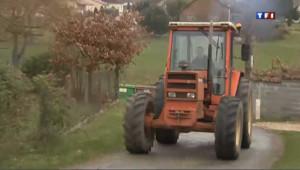 Le tracteur du Lot se retrouve verbalisé en Martinique