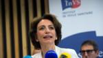 Marisol Touraine à l'inVs pour parler des deux cas de coronavirus en France.