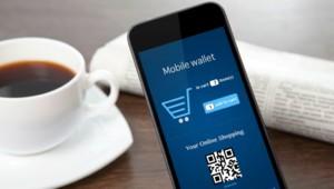 smartphone mobile paiement café