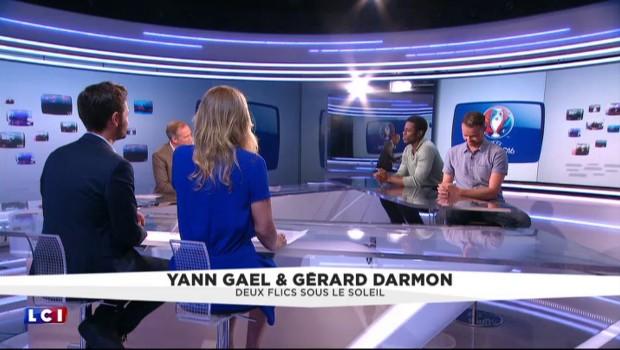 """""""Duel au soleil"""" programmée pendant l'Euro : """"Un acte de confiance"""" pour Yann Gael"""